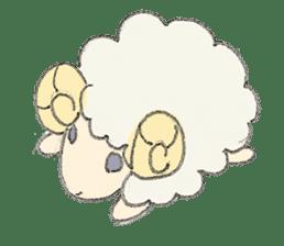 sheepy sticker #1472290