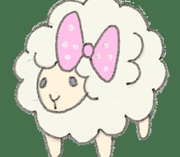 sheepy sticker #1472292