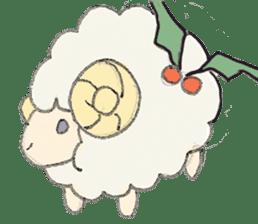 sheepy sticker #1472297