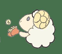 sheepy sticker #1472299
