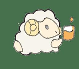 sheepy sticker #1472300