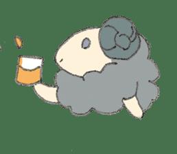 sheepy sticker #1472301