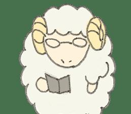 sheepy sticker #1472302