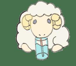 sheepy sticker #1472303