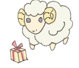 sheepy sticker #1472304