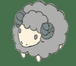 sheepy sticker #1472305