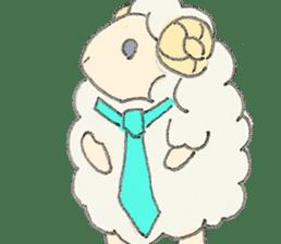 sheepy sticker #1472306