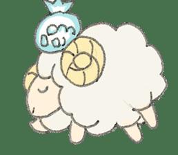sheepy sticker #1472307