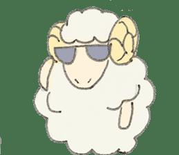 sheepy sticker #1472309
