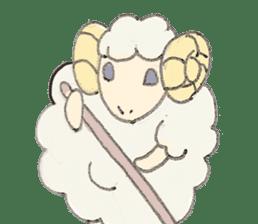 sheepy sticker #1472310