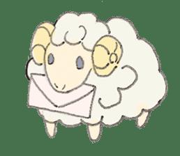 sheepy sticker #1472311