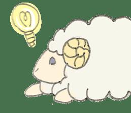 sheepy sticker #1472314