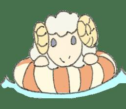 sheepy sticker #1472316