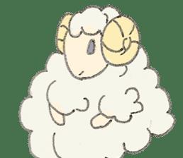sheepy sticker #1472317