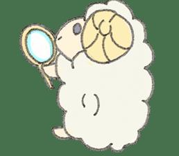 sheepy sticker #1472318