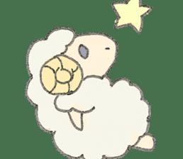 sheepy sticker #1472320