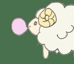 sheepy sticker #1472321