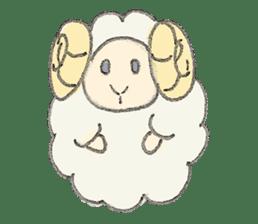sheepy sticker #1472322