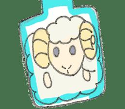 sheepy sticker #1472324
