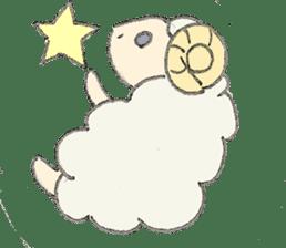 sheepy sticker #1472326