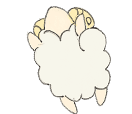 sheepy sticker #1472327