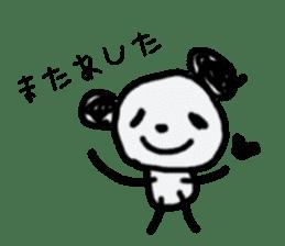 panda-chan sticker sticker #1473010