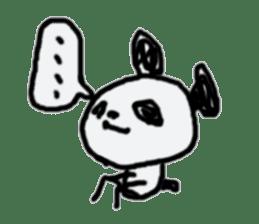 panda-chan sticker sticker #1473011