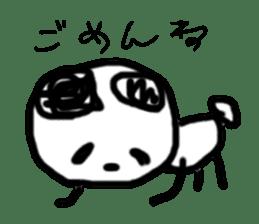 panda-chan sticker sticker #1473013