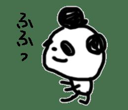 panda-chan sticker sticker #1473014