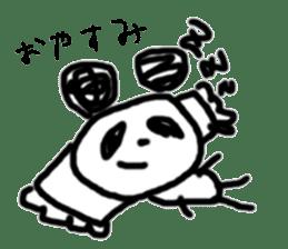 panda-chan sticker sticker #1473015