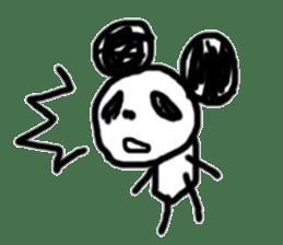 panda-chan sticker sticker #1473016