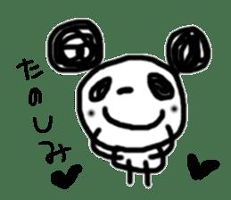 panda-chan sticker sticker #1473017