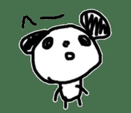 panda-chan sticker sticker #1473018