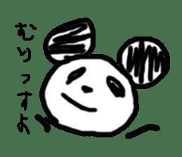 panda-chan sticker sticker #1473027