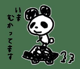 panda-chan sticker sticker #1473028