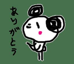 panda-chan sticker sticker #1473045