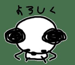 panda-chan sticker sticker #1473047
