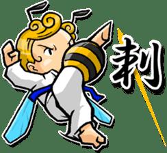 KARATE-DO sticker #1474251