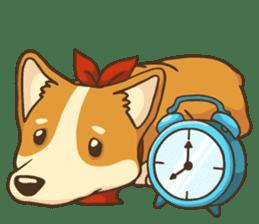 Cute Corgi - Adorable Life sticker #1475500