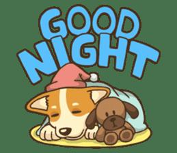 Cute Corgi - Adorable Life sticker #1475501
