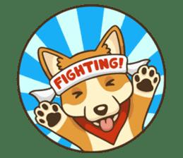 Cute Corgi - Adorable Life sticker #1475513