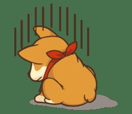 Cute Corgi - Adorable Life sticker #1475517