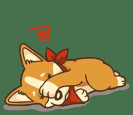 Cute Corgi - Adorable Life sticker #1475518