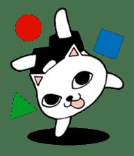 Nekojiru Sticker Nya-ko & Nyatta sticker #1476936