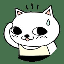 Nekojiru Sticker Nya-ko & Nyatta sticker #1476940