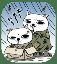 Nekojiru Sticker Nya-ko & Nyatta sticker #1476951
