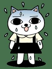 Nekojiru Sticker Nya-ko & Nyatta sticker #1476953