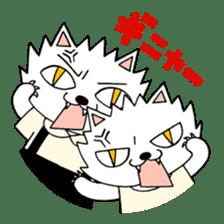 Nekojiru Sticker Nya-ko & Nyatta sticker #1476962
