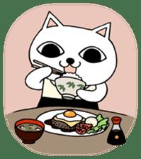 Nekojiru Sticker Nya-ko & Nyatta sticker #1476968