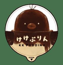 KK Purin LINE Sticker sticker #1479948